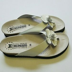 💯MEPHISTO Ladies sandals size 38
